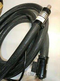 Hot melt hose RTD Nordson compatible 13 ft 240V 3/8 dia tube NEW