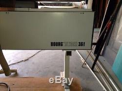 Hotmelt Binder BOURG BINDER 361
