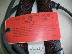 ITW Dyantec Hot Melt Glue Hose 084F148 6' 230VAC NEW IN BOX