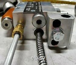 Itw Dynatec Bf0441bd2s Hot Melt Applicator Head & 110639 Module Free Shipping