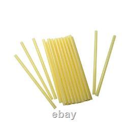 LOW TEMP Packaging Hot Melt Glue Stick ASA-8126-A10, 1/2 (7/16) x 10, 25 Lbs