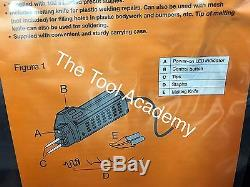Low Price! Hybrid Hot Stapler Staple Plastic Welding Toolset Melting Tool