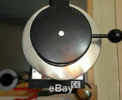 Mini Automatic Jewelry Melting Furnace, Melt Scrap Silver&Gold Pour Bar 1-2kg hot