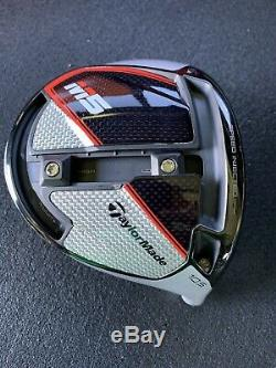 Mint! TOUR ISSUE! TaylorMade 2019 M5 10.5 Driver -HEAD ONLY- + Stamp Hot Melt