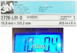 NEW 3M 3776-LM-Q Jet-Melt Hot Melt Adhesive 10 Lbs! TAN COLOR! PLEASE READ