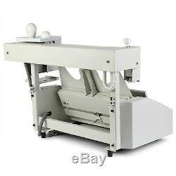 NEW 4 in 1 HOT MELT GLUE BOOK BINDER PERFECT BINDING MACHINE A4 SIZE 110V T