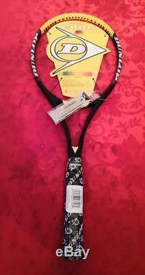 NEW Dunlop Hotmelt Tommy Haas 200g 95 head 4 5/8 grip Tennis Racquet