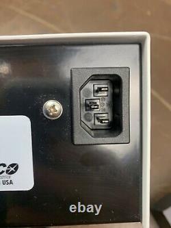 NEW Kitco dual purpose Epoxy Hot melt oven 0701-4015 fiber optics 2050NW S3