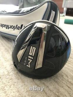 NEW! TaylorMade SIM Max 9.0 Driver, Hotmelt, VA Composites VYLYN 65 Five, 45