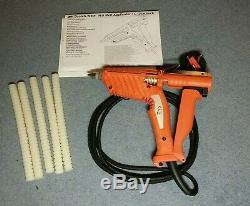 New 3M Scotch-Weld Hot Melt Applicator TC Quadrack hot gun plus glue sticks