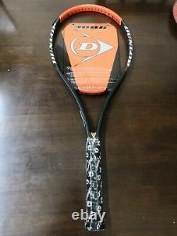 New Dunlop Hotmelt 300g 98 head 4 3/8 Tennis Racquet