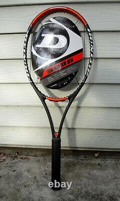New Dunlop Hotmelt 300g Tennis Racquet Unstrung 4 1/4 Grip