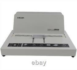 New Electric Power Hot Melt Binding Book Binder Binding Machine For A4 220V H op