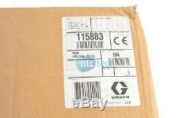 New Graco Hotmelt/Warm Melt Heated Hose 3000 PSI 25FT Core Size No. 12
