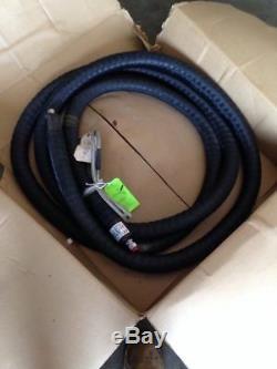 New! Graco Model 203 Hotmelt Adhesive Hose 230 1 Phase 22' Hose Fast Shipping
