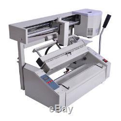 New Hot Melt Glue Book Binder Perfect Binding Machine Applicator Handle 220v EU