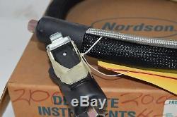 New Nordson 272838d Heated Hose Hot Melt Glue 230v 4ft 100psi 100w