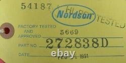 New Nordson 272838d Hot Melt Hose 4
