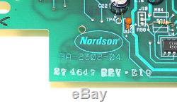 New Nordson 274647 Pa-2302-04 Pc Board For Hot Melt Applicator Model 2302