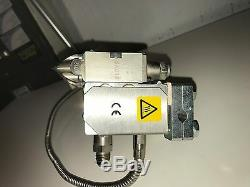 New Nordson Dual Zero Cavity Module Hot Melt Glue Gun. With 2-0.012 dia. Nozzles