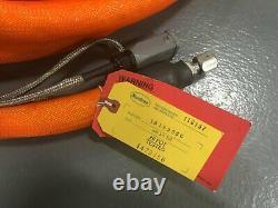 New Nordson Hot Melt Glue Hose (orange) 1018302C
