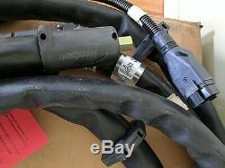 New Nordson Rediflex Blue Series 155189 Hot Melt Hose 24FT, 240V, 760W