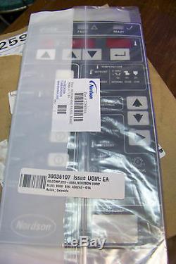 New nordson 225458a 3000v vista control panel heat gun hot melt accessory
