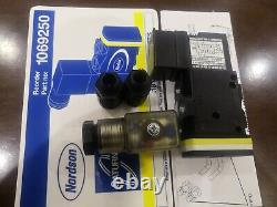 Nordson 1069250 hot melt glue machine high frequency solenoid valve NEW 1PCS