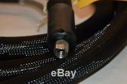 Nordson 16 FT Hot Melt Glue Gun Hose Line 273379E 16' 230V, 1500 psi, 365 Watts