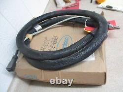 Nordson 272840d Hot Melt Glue Hose, 8ft, #12321j Nib