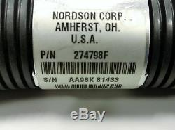 Nordson 274798F Hot Melt Hose Replacement