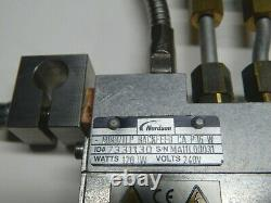 Nordson 7331130 Hot Melt Gun Assembly, Dual Dv11k Modules/solenoid Valve 1069020
