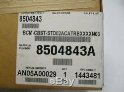 Nordson 8504843 Hot Melt Module Heater Factory Sealed