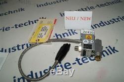 Nordson H-401T Hot Melt Dispensing Gun Auftragskopf H401T