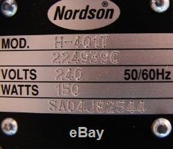 Nordson H-401T Hot Melt Dispensing Gun Auftragskopf -unused/OVP