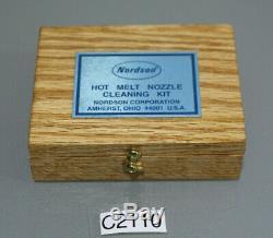 Nordson Hot Melt Nozzle Cleaning Kit (c2110-r11)