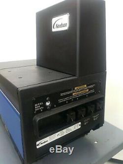 Nordson Vista 3400v Hot Melt Glue Adhesive Applicator Dispenser System 1105418