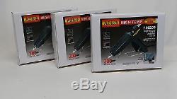 Pro200 Hot Melt Glue Guns, 3 Ea, Pro High Temp, High Output, 200 Watt, Adtech