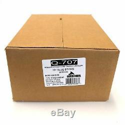 Q-707 High Performance Bulk Hot Melt Glue Sticks 5/8 x 10 25 lbs Clear