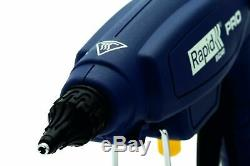 Rapid Pro-Industrial 220 W Glue Gun, Hot Melt for Professional for Precision