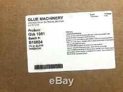 SEALED Hot Melt Adhesive Pellets Chips 40 Lb Box Commercial Glue EVA Slow Set