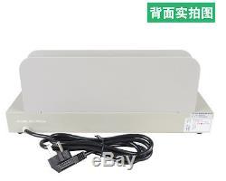 SK-5000 Desktop electric Hot Melt Glue Book Binding Binder Machine For A4 Paper