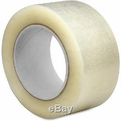 Sparco Hot Melt Packaging Tape 2.5Mil 3x110 Yds 24/CT CL 74954