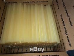 Surebonder Tan/Amber Hot Melt Glue Stick, 5/8 Diameter, 10 Length, 265 PK New