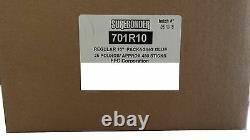 Tan Hot Melt Glue Sticks case with 25 lbs Fast Set, 7/16 x 10 Carton Sealing