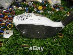 TaylorMade 2016 M2 3HL 16.5° 3 fairway wood TOUR ISSUE 64SBF2Z7 hot melt port