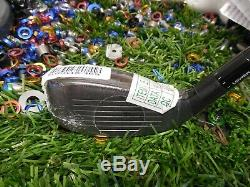 TaylorMade M1 2016 2/17° Rescue TOUR ISSUE 63DXD06S Head Only Hot Melt Port