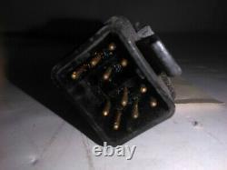Used Nordson 16' Hot Melt Adhesive RTD Hose Model # 274796D, new Rectangle Plug