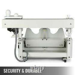 VEVOR A4 Perfect Binding Machine Hot Melt Glue Side Gluing Book Binder with LCD