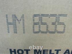 WARREN ADHESIVES HM8535 Hot Melt Box Packing Adhesive Semi Pressure Sensitive